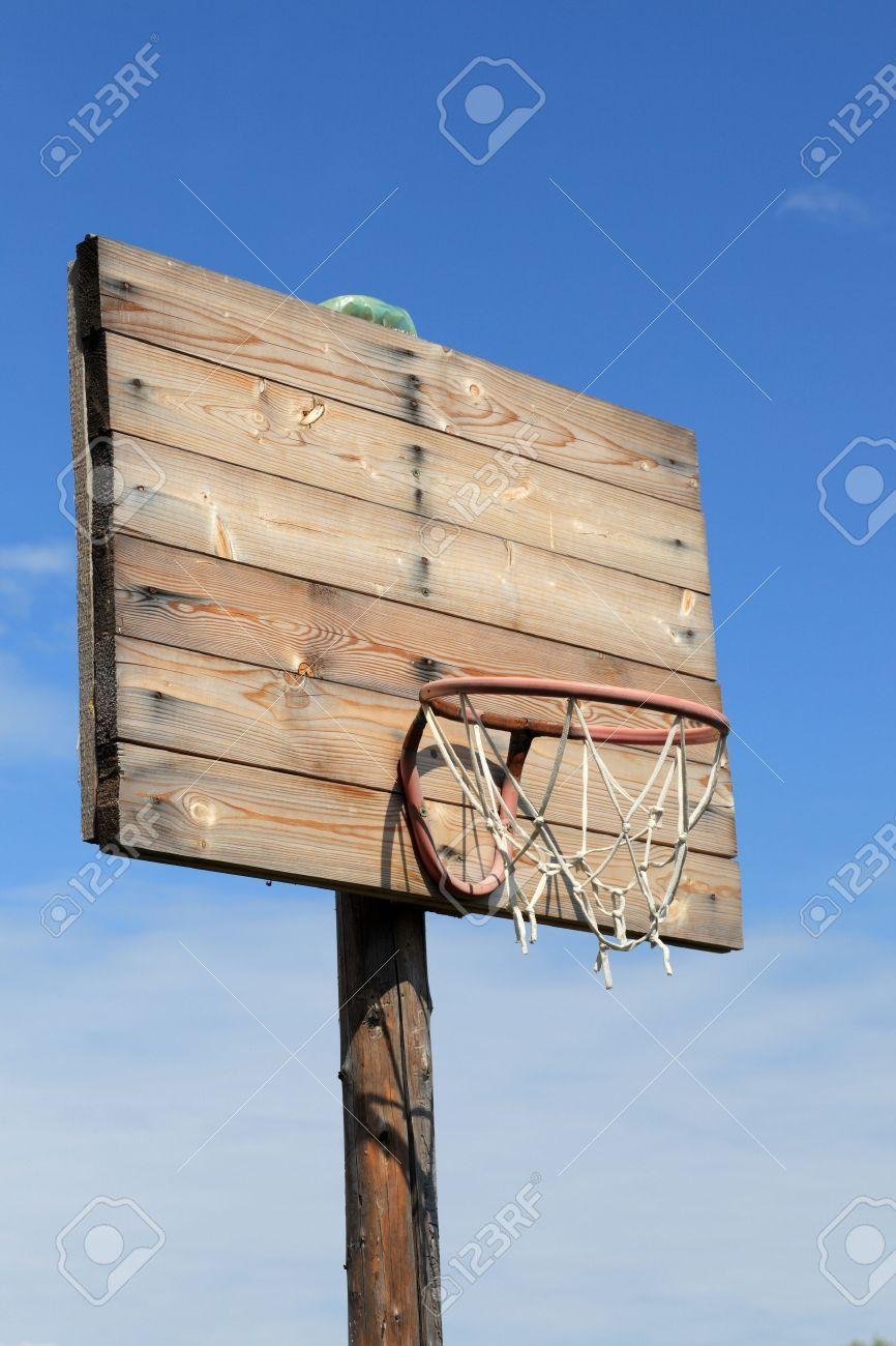 Homemade Wooden Basketball Hoop Google Search Tiny