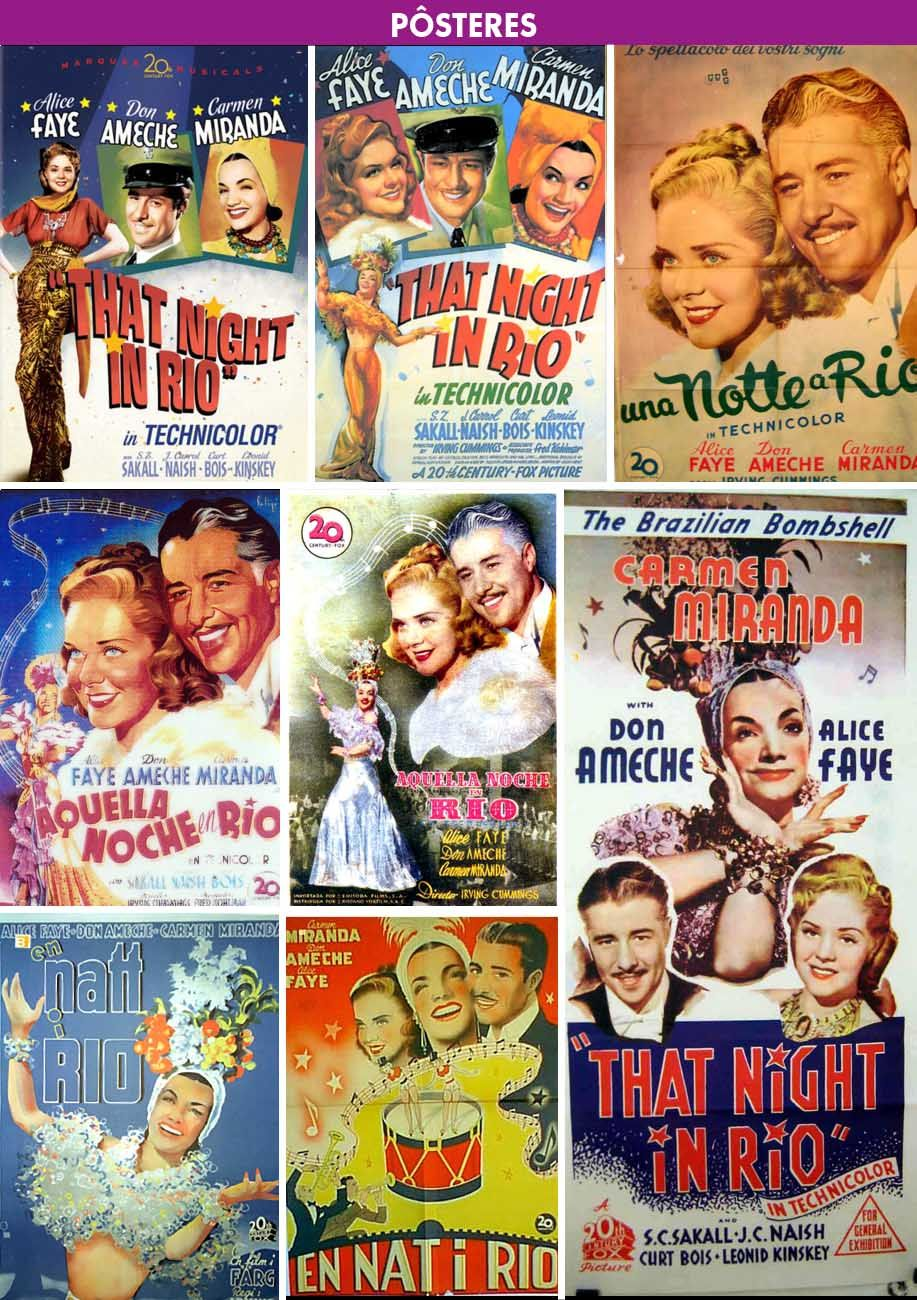 Uma Noite no Rio 1941 ‧ Comédia musical/Romance