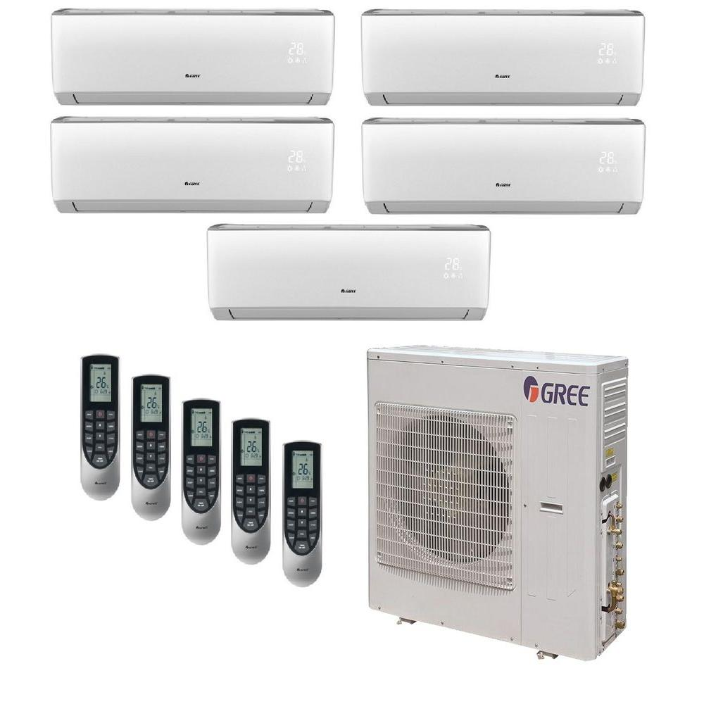 Pin By E R I C A On Home Design Exterior Interior In 2020 Ductless Mini Split Ductless Air Conditioner