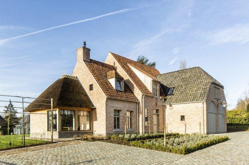 Architectenbureau frank gruwez bvba pools houses huizen