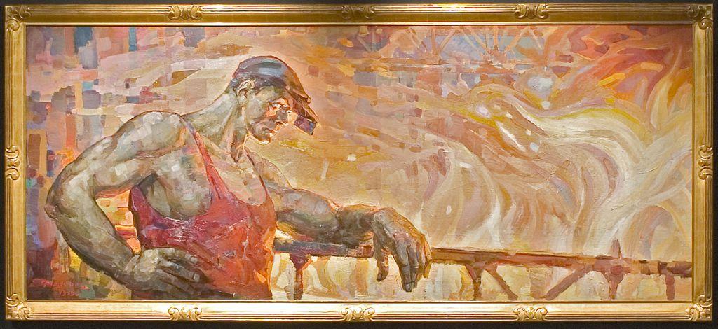 A Guy from the Urals (1959) Vasili Andreevich Neyasov*