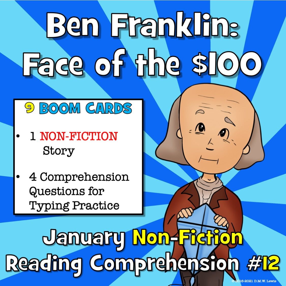 Ben Franklin Reading Non Fiction History Reading 12 Ben Franklin Face O In 2021 Reading Comprehension Questions Reading Comprehension Passages Reading Tutoring [ 1125 x 1125 Pixel ]