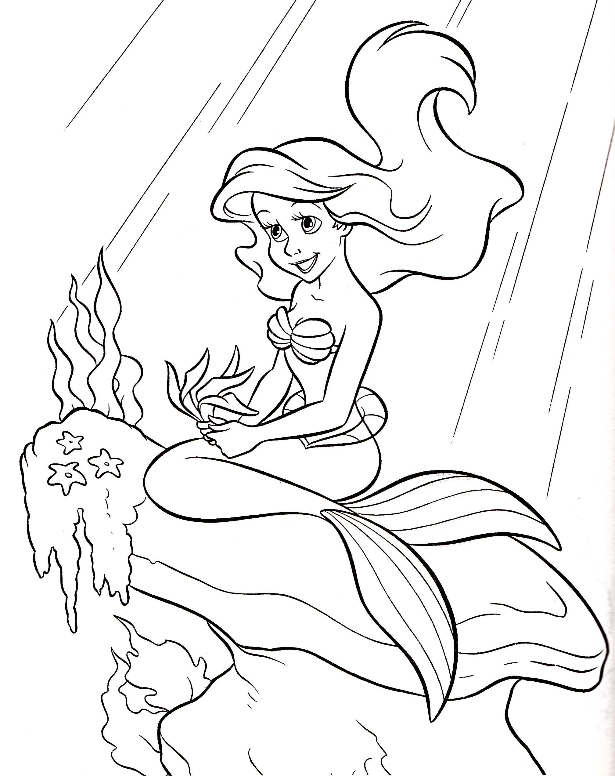 100 princess mermaid coloring pages barbie mermaid coloring