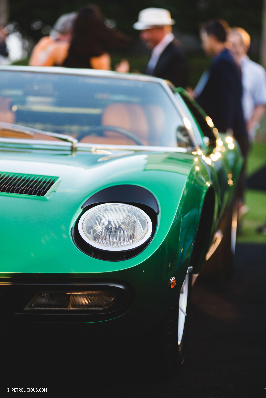 Lamborghini S First Restoration Is This Sublime Miura Sv