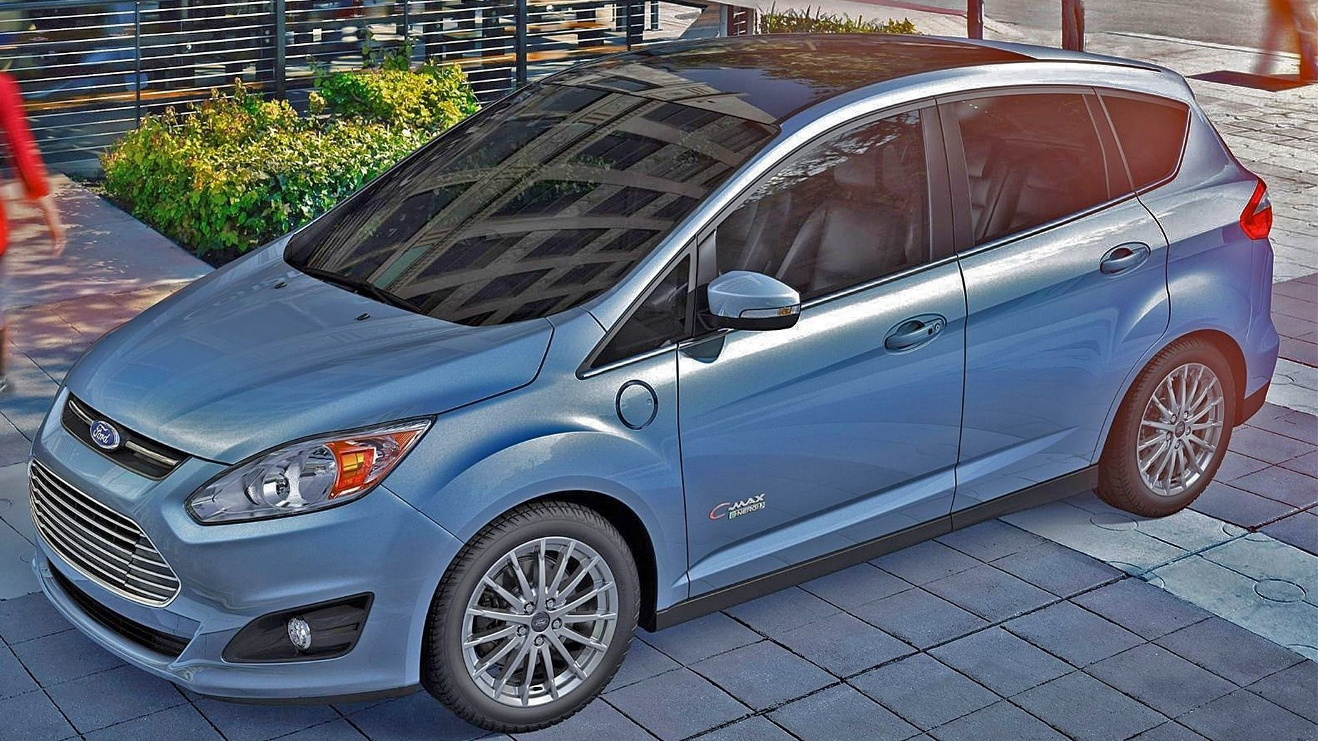 2019 Ford C Max Picture
