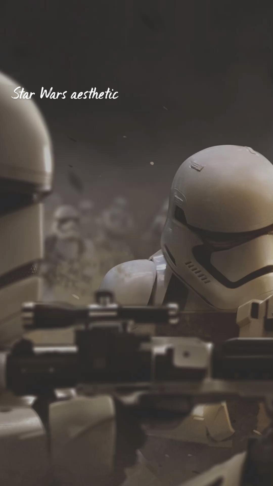 Star Wars aesthetic