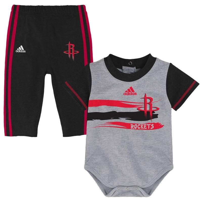 super popular 088d0 740f0 Houston Rockets adidas Newborn & Infant Little rebounder ...