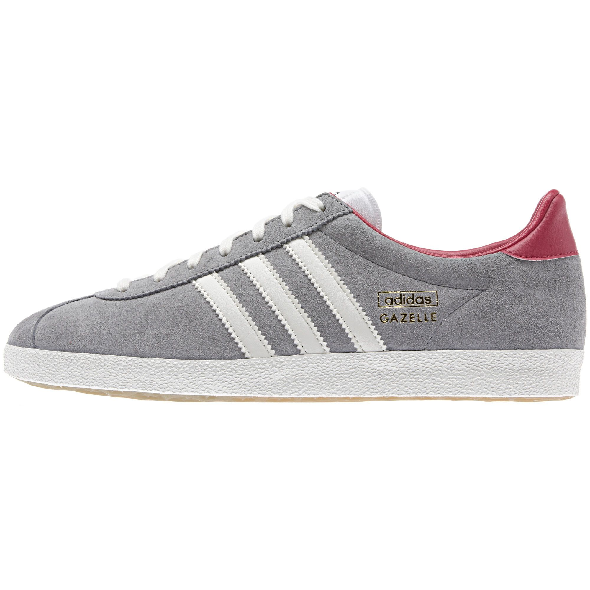 finest selection 39784 4b8d8  3 adidas GAZELLE OG W Leather (PIGSKIN SUEDE UPPER)