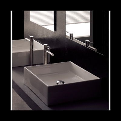 Scarabeo by Nameeks Teorema Vessel Bathroom Sink Products