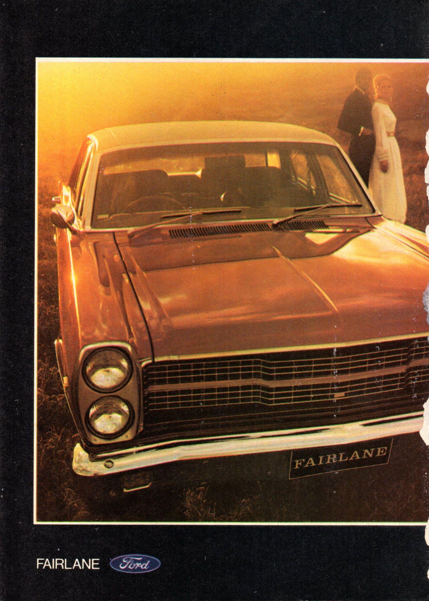 1971 Xy Ford Falcon Fairmont Zd Fairlane Page 5 Aussie Original