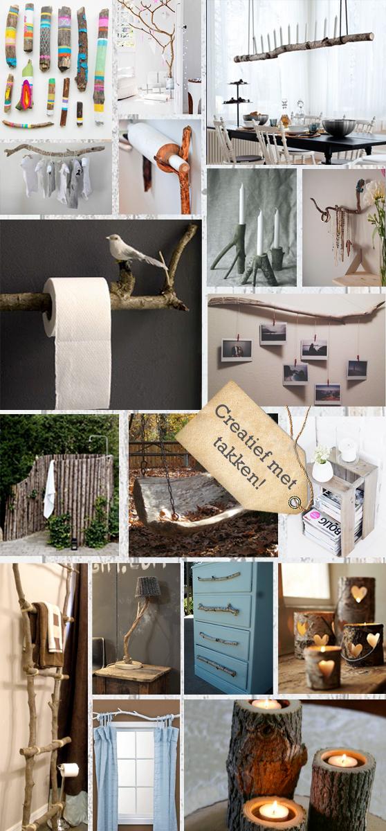 Creatief Met Takken Eigen Huis Tuin Kasten Maken