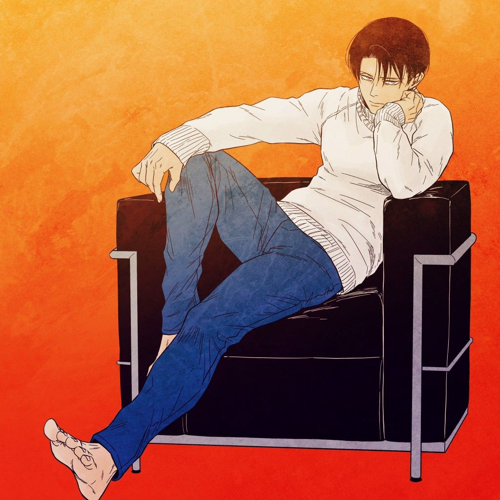 Pin by Kailyn Curchner on Levi Ackerman | Attack on titan ...