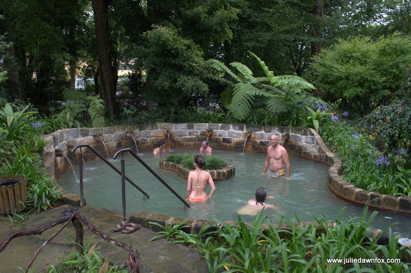 Small Thermal Pool Terra Nostra Gardens