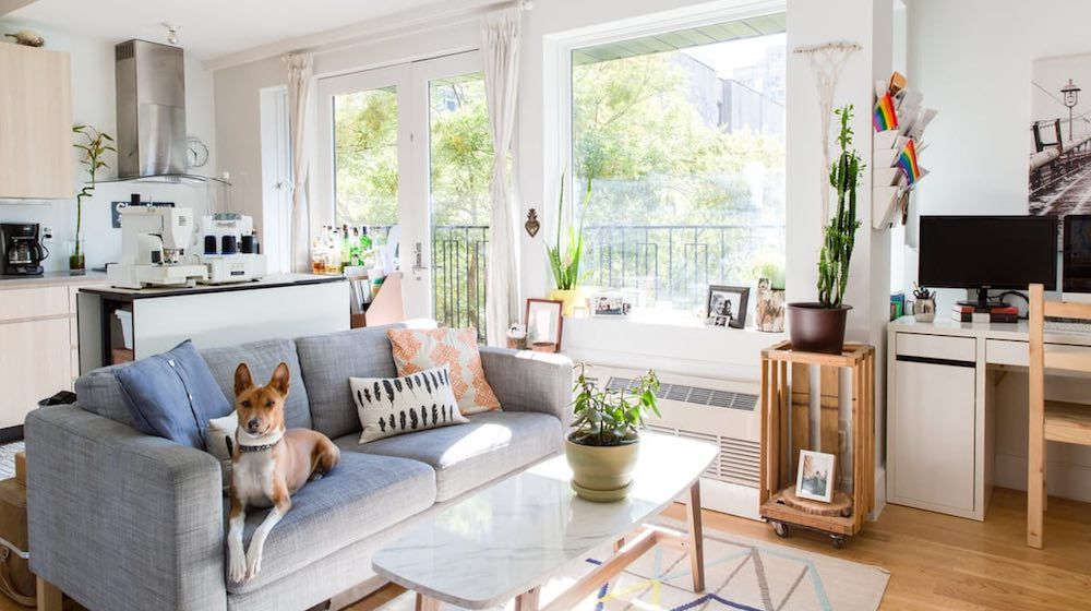 Apartment Living Room Ideas For Space-Saving Living Love in 2018