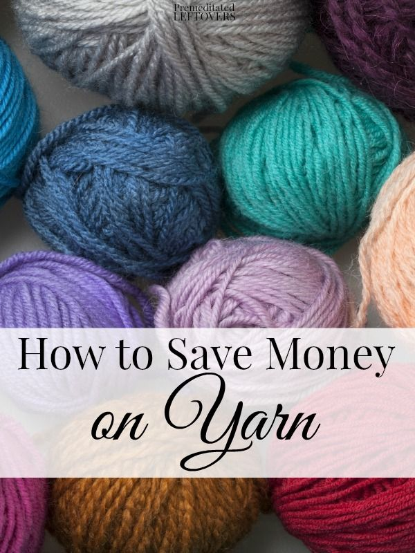 If you are a crocheter or knitter, you know how expensive yarn can be. Here are some tips on how to save money on yarn so you can stay in your budget.