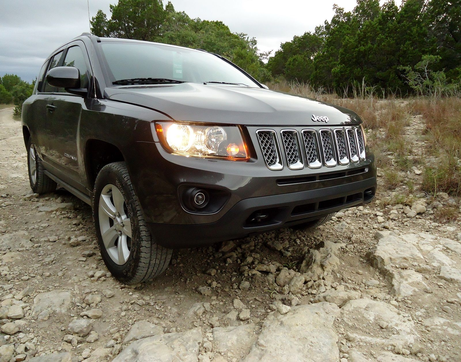 Jk Forum Reviews The 2014 Compass Latitude 4x4 Jeep Ohv 4x4