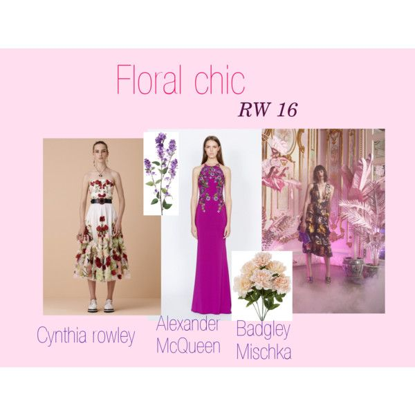 Floral chic 16 by bjessica23 on Polyvore