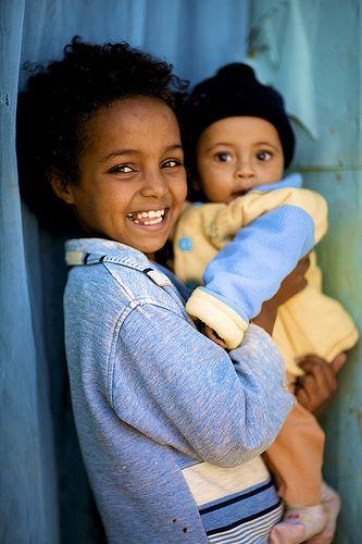 Children of Eritrea #portraits #tailoredforeducation