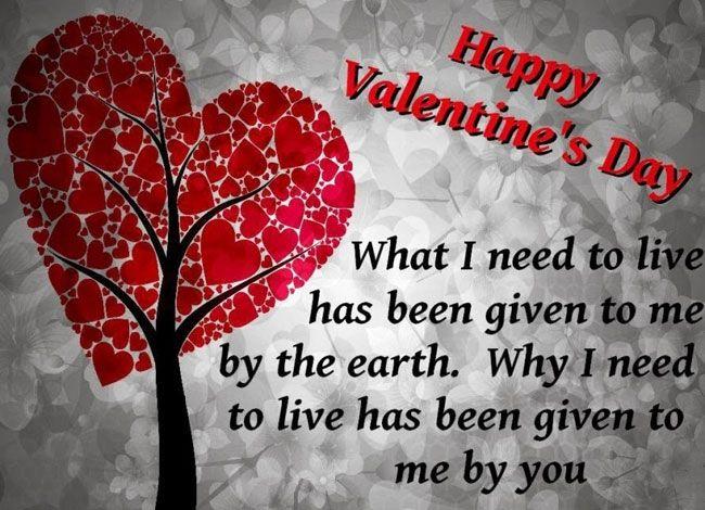 Happy Valentines Day Shayari Image Valentines Day Valentine's Stunning Valentines Day Quotes For Love