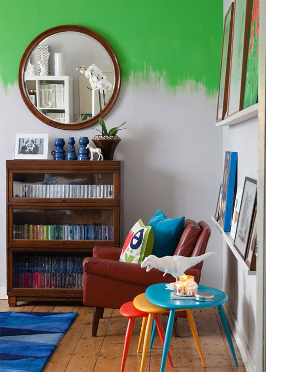 Meet Bbc2 S Gidc Contestants Jordan And Russell Interior Design Great Interior Design Challenge Funky Home Decor