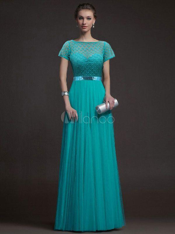 Vestido Amazing Turquoise