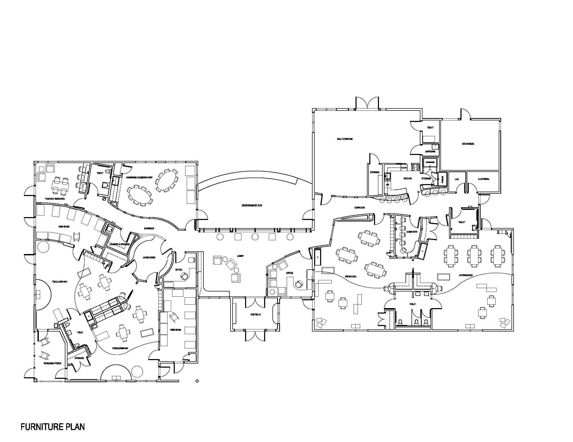 Harris Family Children's Center : DesignShare Projects