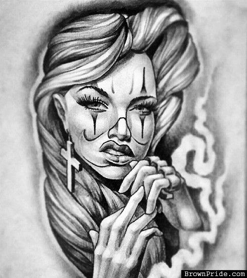 Gangsta Girls And Lowriders Wallpaper Pin On Mi Vida Mas Loca Mi Raza Mas Linda