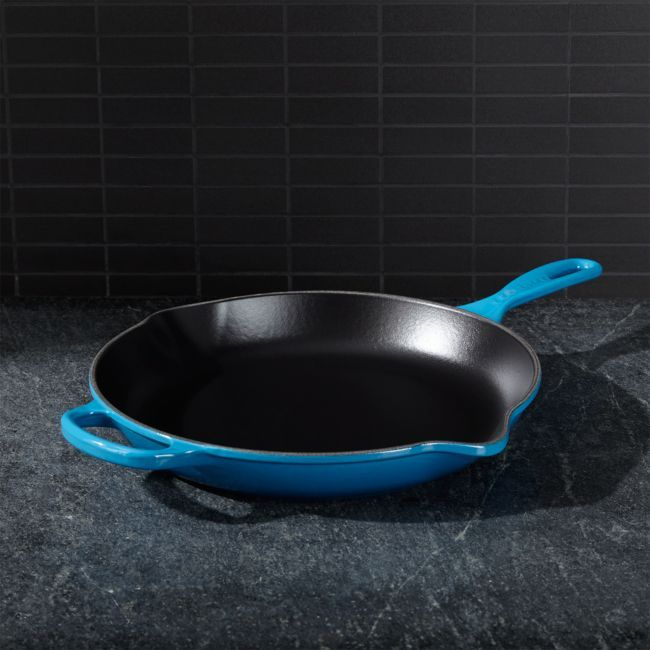 Fry Pans & Skillets: Non-Stick, Steel & More | Crate and Barrel