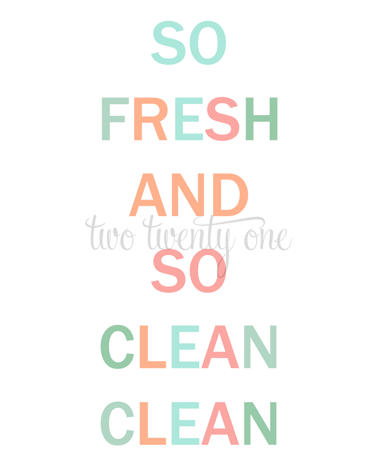 Laundry Word Art Colorful Bathroom Printable Free Printable Word Art  Two