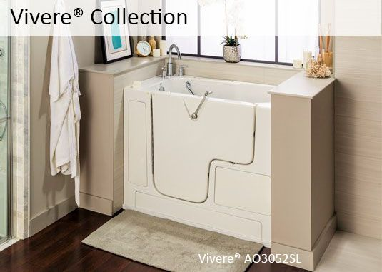 Jason International S Vivere Walk In Tub Collection Meaning To