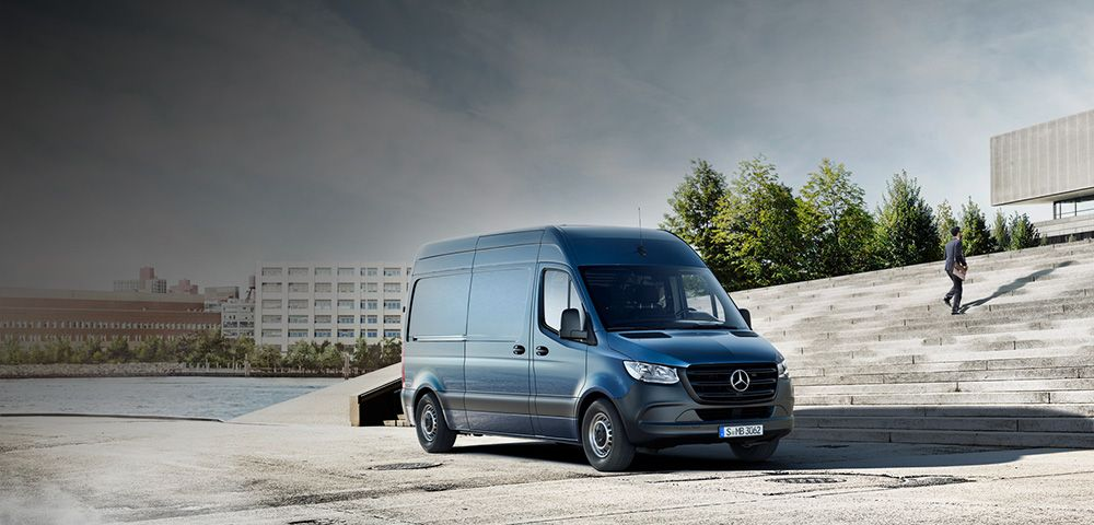 The Division Mercedes Benz Vans Sold About 401 Thousand Cars In