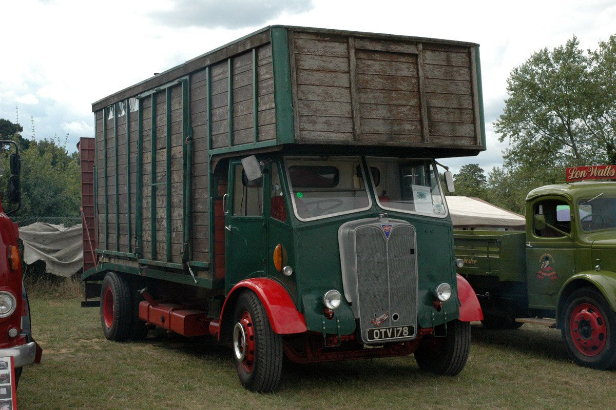 AEC - Regal / Regent ( model 0962 / 0961 ) (Commercial vehicles ...