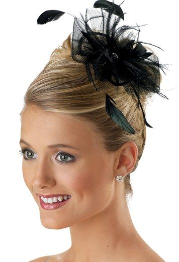 Tulle Feather Hair Pouf Costume Design Pinterest Hair Dance Enchanting Pouf Hair Piece