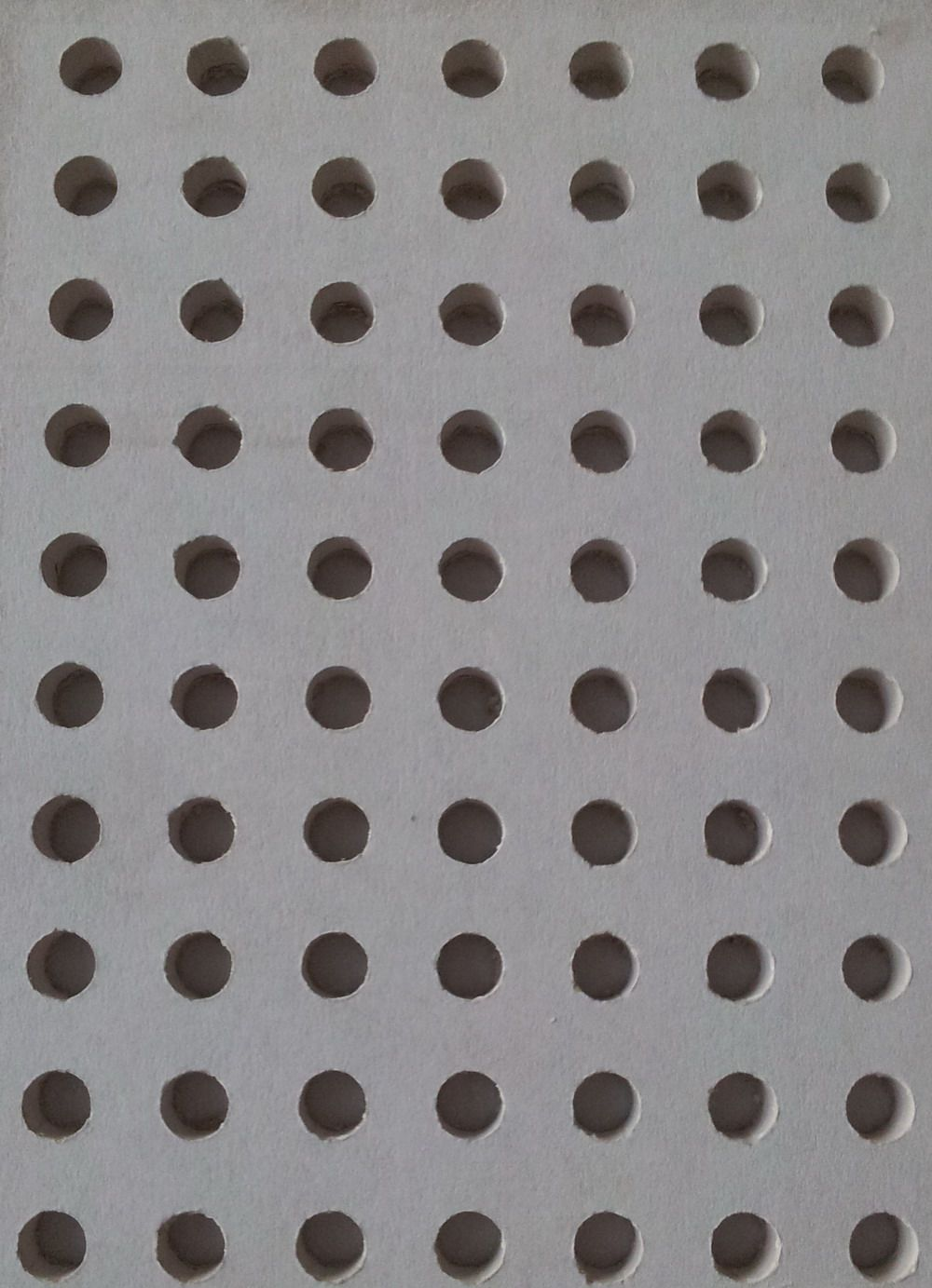Excellent Sound Absorption Property Perfect Perforation Design