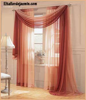 Resultado de imagen para cortinas para living tejidos for Cortinas de living