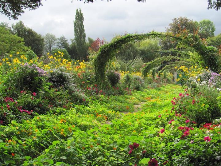 Monet S Garden Our Tour Of Giverny: Pin By Rick Steves' Europe On France