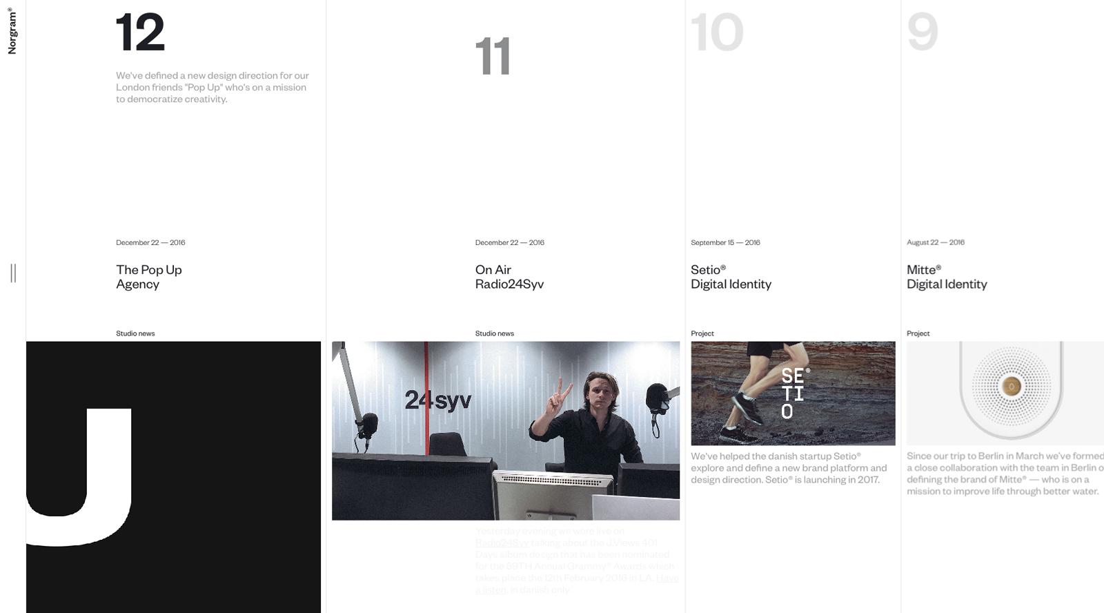 Norgram — Digital Design Studio