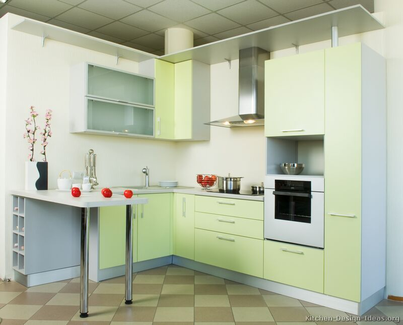 Pictures Of Kitchens Modern Green Kitchen Cabinets Modern Kitchen Cabinet Design Kitchen Cabinet Design Photos Kitchen Design