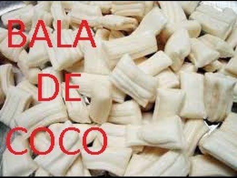 Bala De Coco Que Derrete Na Boca Cozinhando Com A Tita Youtube