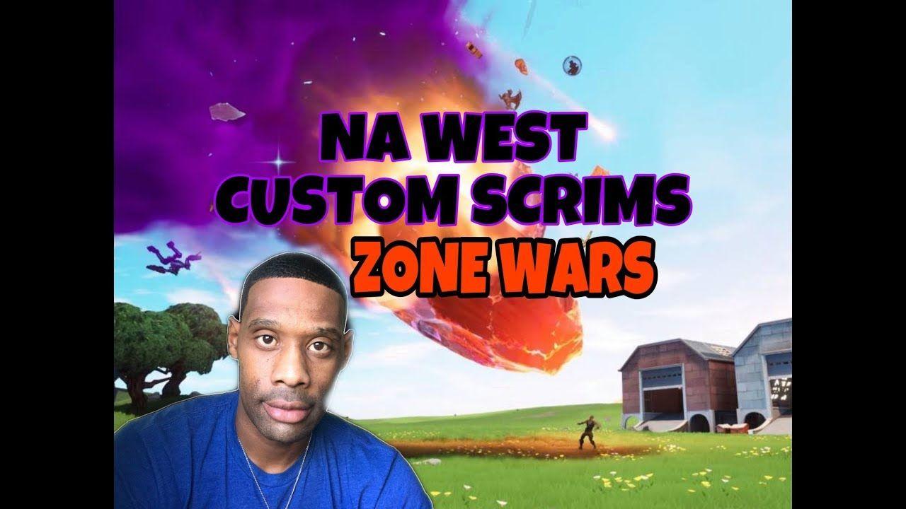 Na West Custom Matchmaking Zone Wars Custom War Zone