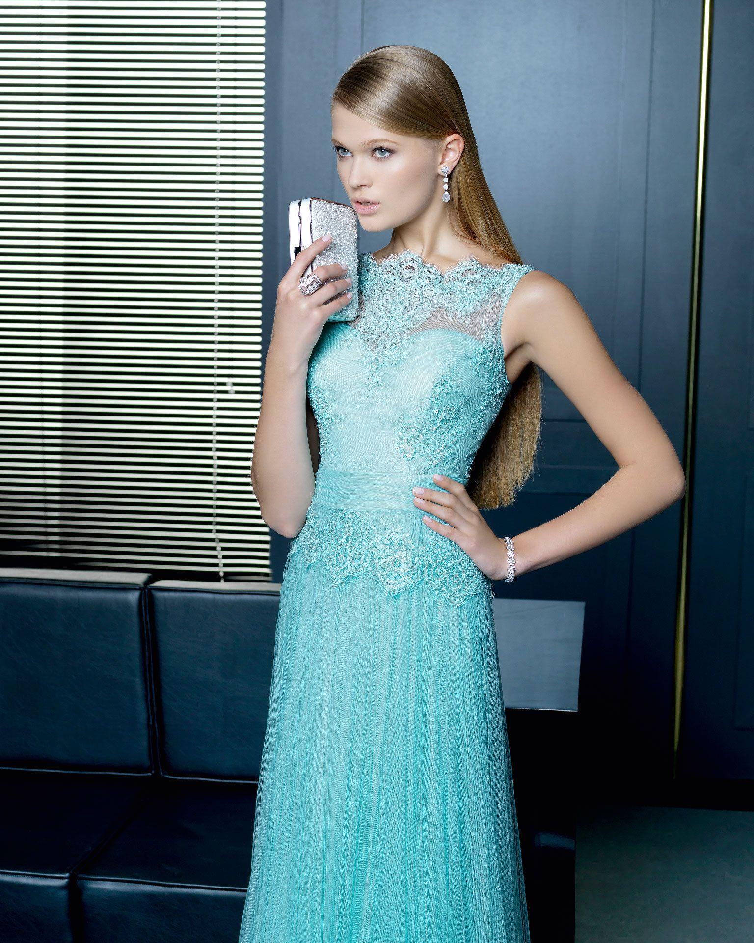 Evening Dress by Rosa Clara. More info at: http://www.efr7.com/shop ...