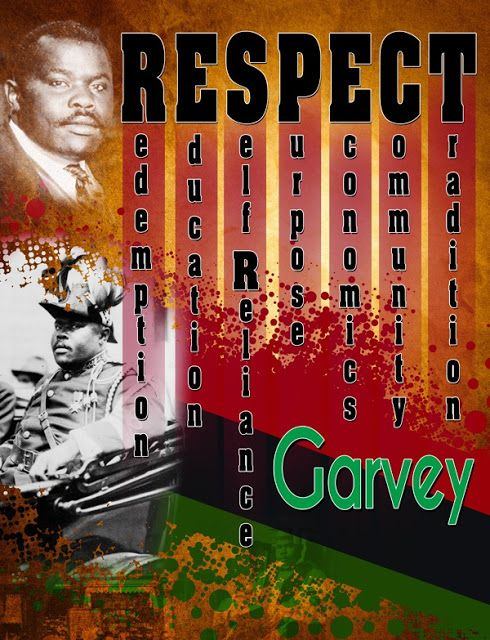 Marcus Garvey Info Kickoff For Respect Garvey Campaign Marcus Garvey Quotes Black History Quotes Marcus Garvey