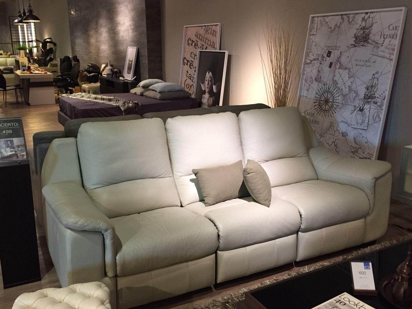 Cellini Sofa concerto cellini 2 seater 1 62m recliner comfortable and