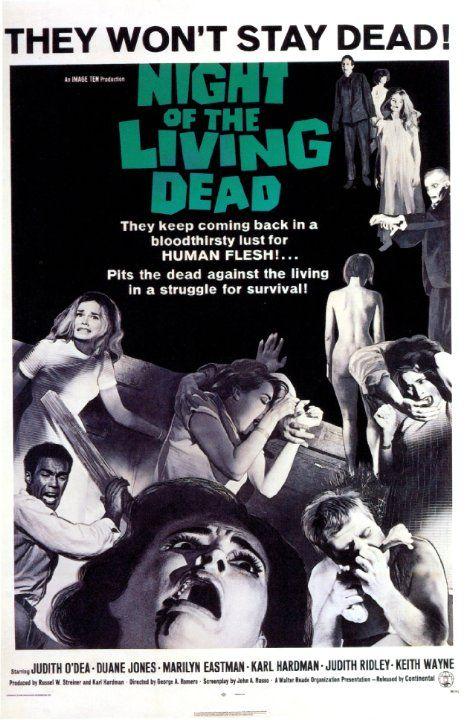 Night of the Living Dead (1968) – IMDb – 8,0/10