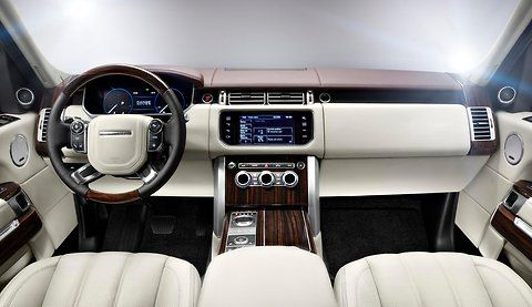 2013 Range Rover A Flagship S U V Takes Lessons From Its Sprightly Sibling Range Rover Supercharged Range Rover Evoque Range Rover Evoque Interior