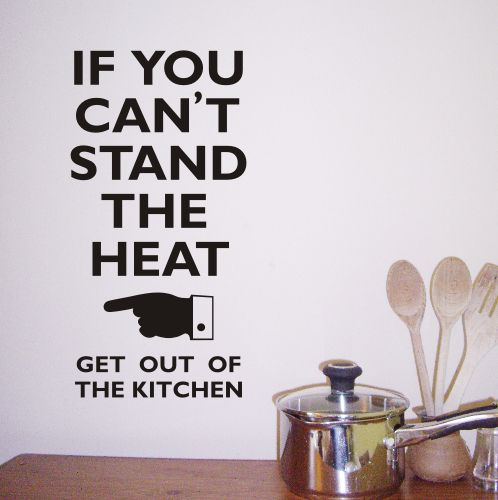 Quotes About Kitchens: Kitchen Wall Quotes And Sayings. QuotesGram