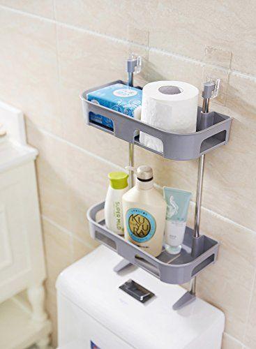 Toilet Rack Toilet frame Seasoning rack Multi-purpose Collection ...