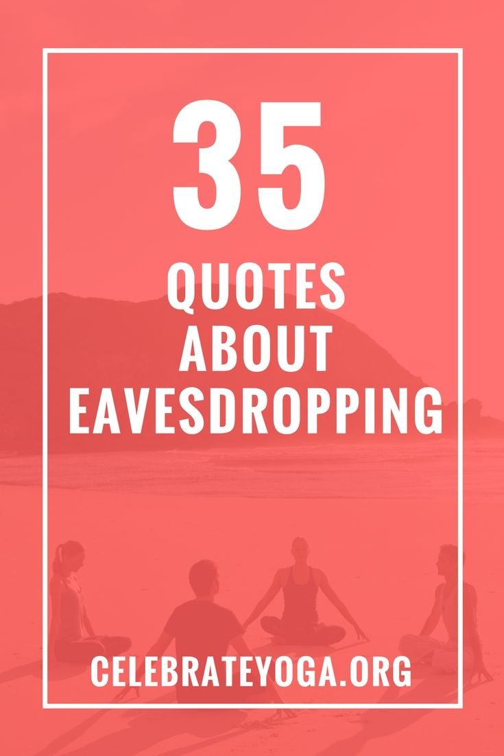 Jumping To Conclusions Quotes Quotes About Eavesdropping