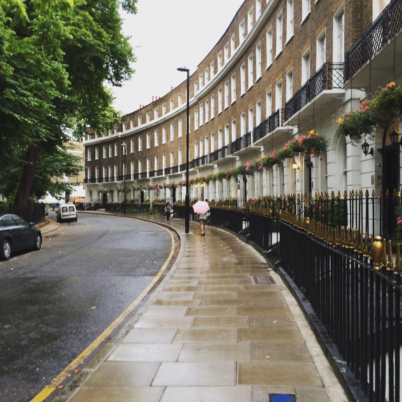Cartwright Gardens, Bloomsbury