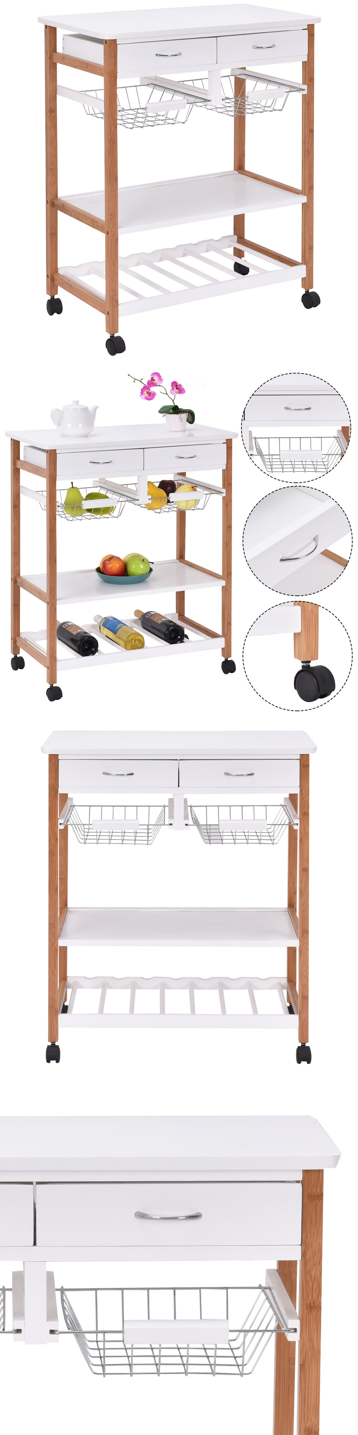 kitchen islands kitchen carts 115753 rolling wood kitchen trolley
